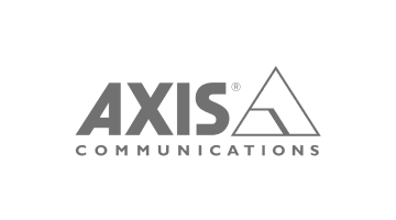 Axis Logo in Grey