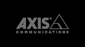 Axis Logo in Grey