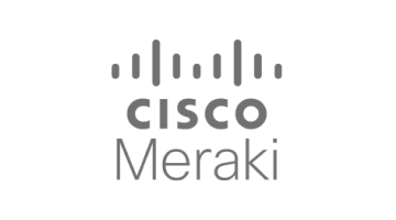 Cisco Meraki Logo in Grey
