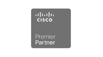 Cisco Logo in Grey