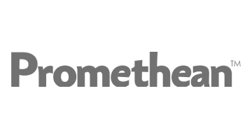 Promethean Logo in Grey