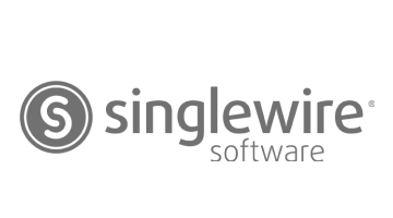 Singleware Logo in Grey