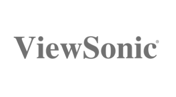 Viewsonic Logo in Grey