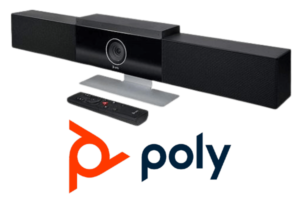Poly USB and Logo