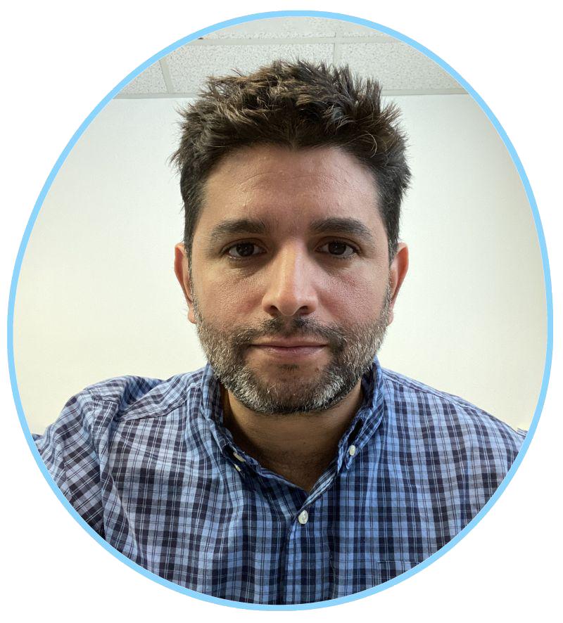 Headshot of Encore employee Mariano Marengo